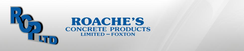 Roaches Concrete